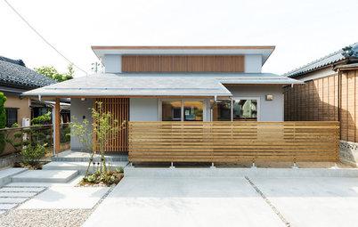新潟の厳しい気候に対応する、高性能の美しい家19選