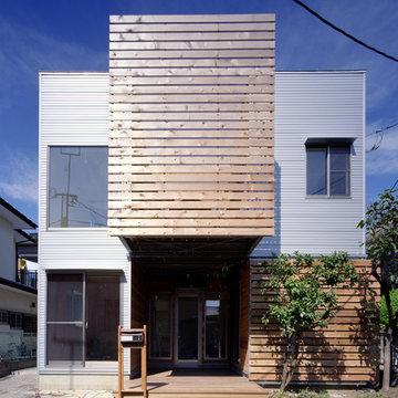 凸と凹の家