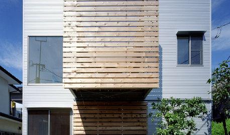 住宅にクールな表情を生み出す、ガルバリウム鋼板とは?