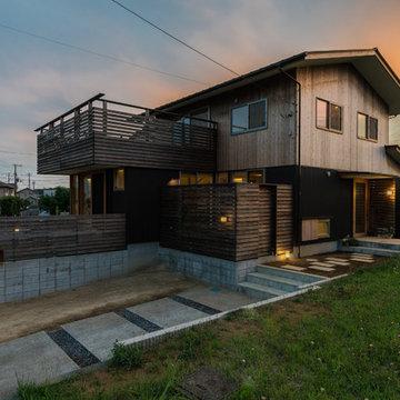 千葉県四街道市の住宅