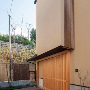 和風住宅(3階建て)