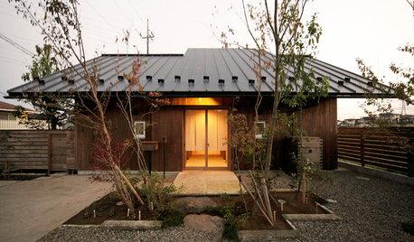 La Casa Che Segue i Principi dell'Architettura Giapponese