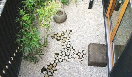 狭い庭を活かすための4つのヒント
