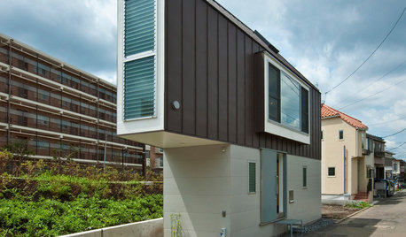 Houzz Tour: A Little House by the River in Tokyo