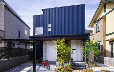 心地よい暮らしを追求する都市型住宅、大阪の家14選
