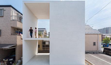 Casas Houzz: Un hogar minimalista en Tokio lleno de secretos