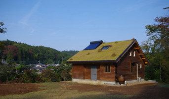 太陽熱温水器(自然循環式)