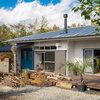 築44年の空き家をリノベーション。古いものと大切に暮らす、植物室がある家
