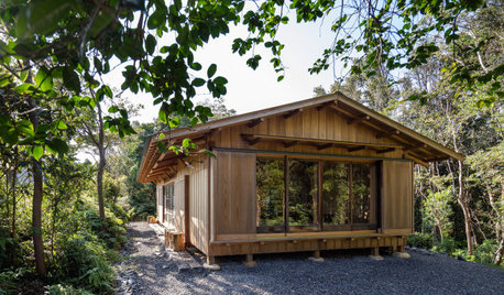 Houzz Tour: A Home Built With Traditional Japanese Techniques