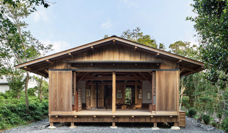 Japan Houzz Tour: A Home Built With Traditional Japanese Methods
