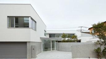 採用例:旗の台住宅(撮影:矢野紀行)