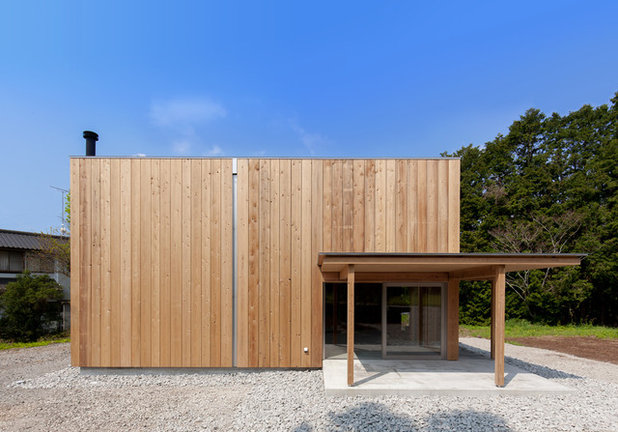 9 Houses That Show Why Wood Is The Material Of The Future