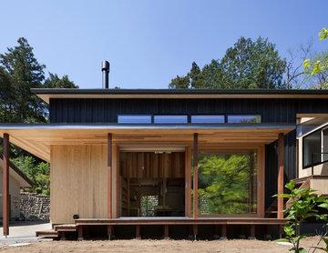 「森林公園の家」松田毅紀 HAN環境・建築設計事務所