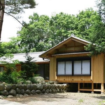 永源寺の家(永源寺町)