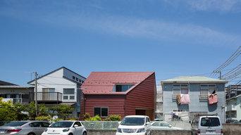 浜竹の家 全景