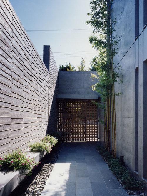 Ideas para fachadas dise os de fachadas asi ticas con Revestimiento de hormigon