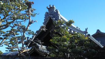社寺 山門葺き替え工事