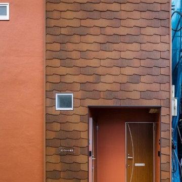素材で差をつける!素材感・質感を感じるのは?住まいの外観は外壁材でこんなに違う。