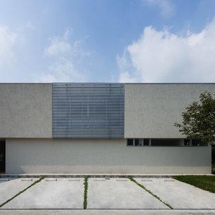 他の地域のインダストリアルスタイルのおしゃれな家の外観 (長方形) の写真