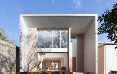 住宅地の街並みや里山、海辺の風景に溶け込む、千葉の「暮らしやすい家」15選