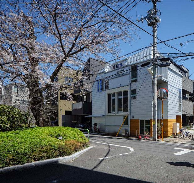 家の外観 by アキチ アーキテクツ 一級建築士事務所 Akiti architects