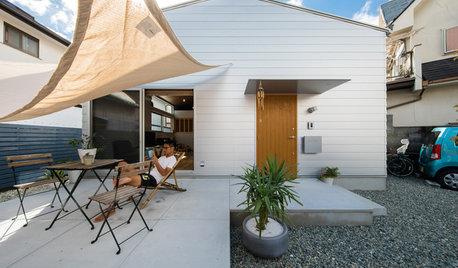 建築家と一緒に都心で実現させた、ローコストでも豊かな平屋の住まい