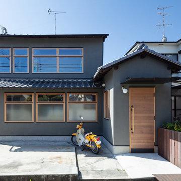 透き間の家 Sukima House