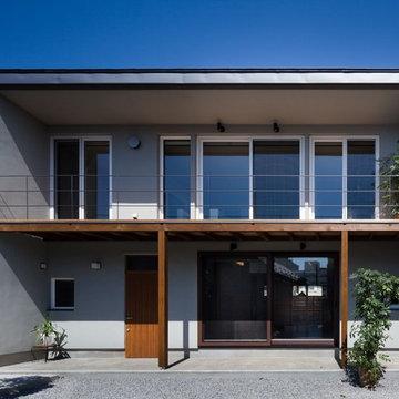 長野市若里の家