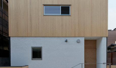 木と漆喰の心地よさに守られて。匠の技が光る小さな家