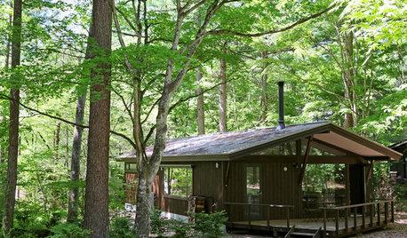 自然に抱かれる安らぎを求めて。世界12か国別荘の旅