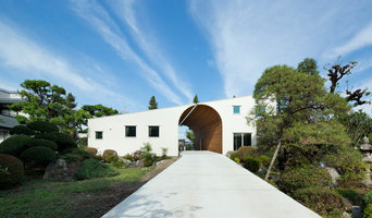 Arch Wall House