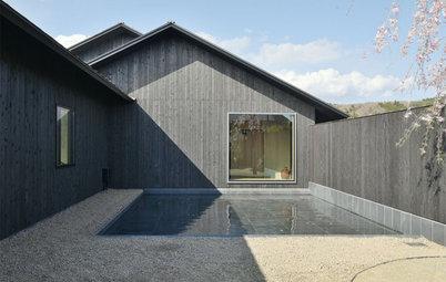 里山と田園風景を眺めながら、船旅のような暮らしができる那須烏山の家