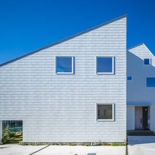 他の地域のカントリー風おしゃれな白い家の写真