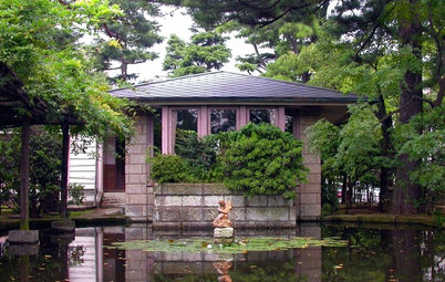 How Frank Lloyd Wright Influenced Japanese Architecture