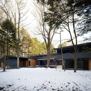 他の地域のカントリー風おしゃれな家の外観の写真