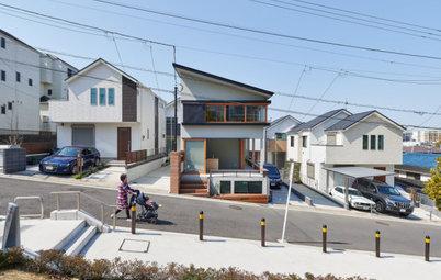 住まいを開いて街を楽しむ、住居費ゼロの家