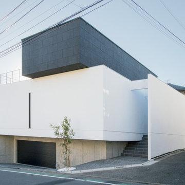 K邸(目黒の家)