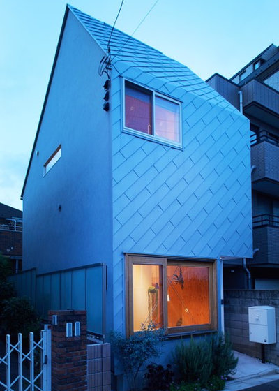 家の外観 by 株式会社TENHACHI一級建築士事務所