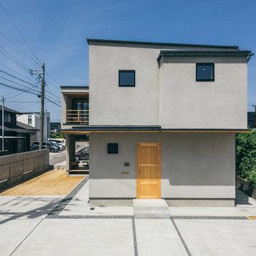 Nonoichihonmachi-house