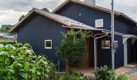あたたかさと新しさが共存する、木造倉庫のリノベーション