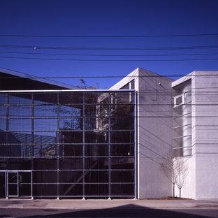 Minimalist exterior home photo in Tokyo