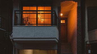 W鷹合の家
