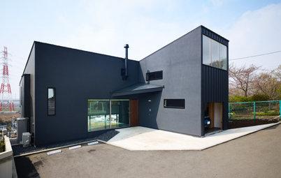 5つのベッドコーナーのある自由度の高いシングルスペースの家