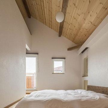 アジアン 寝室