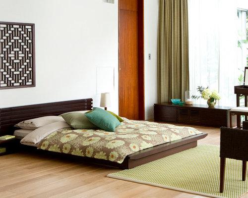 Chambre asiatique photos et id es d co de chambres for Deco chambre asiatique