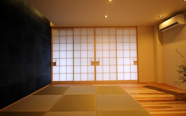 和室・和風 寝室 by CN-JAPAN 藤村正継