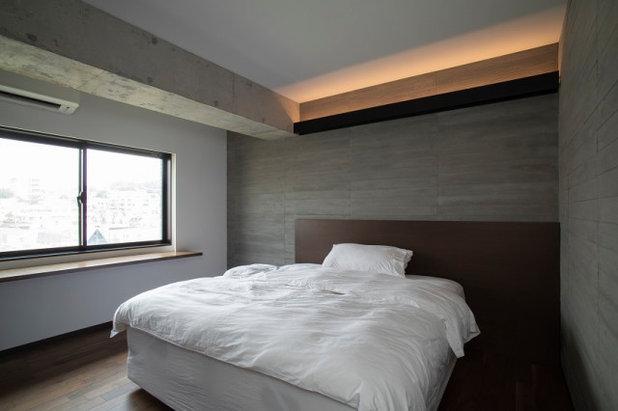 コンテンポラリー 寝室 by ㈱イマージュ‐Shukuko‐