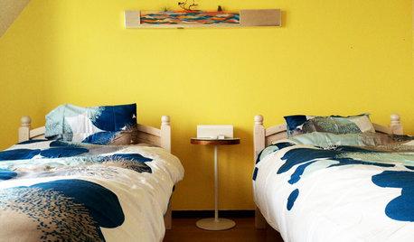 寝室の色選び:ベッドルームで快適に過ごすための色とは?