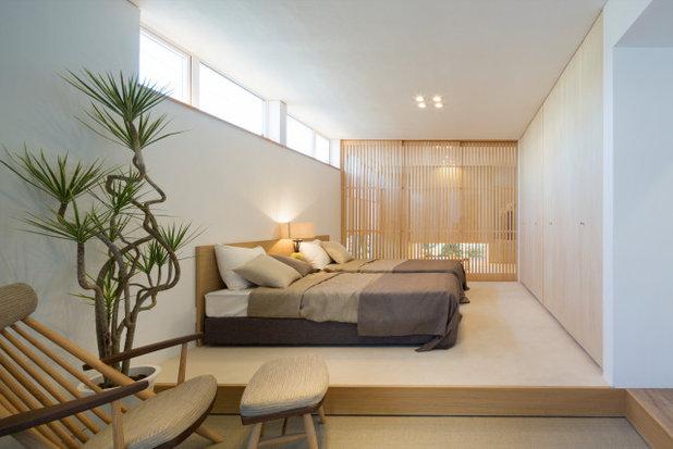 アジアン 寝室 by 8d一級建築士事務所