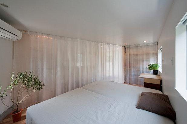 モダン ベッドルーム by 一級建築士事務所 水石浩太建築設計室